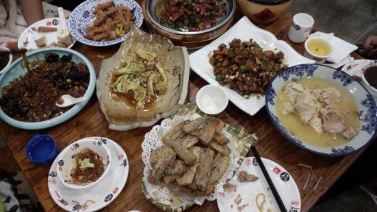 辣椒炒肉味道沂蒙傳家菜