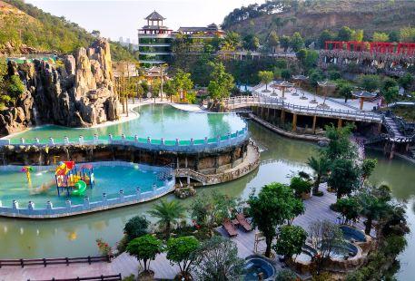 Longmen Shuidu Liyuwan Hot Spring