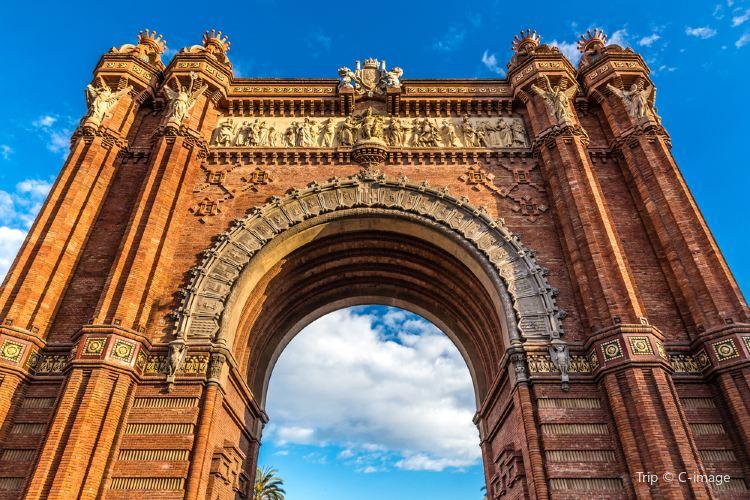 Arc de Triomf2
