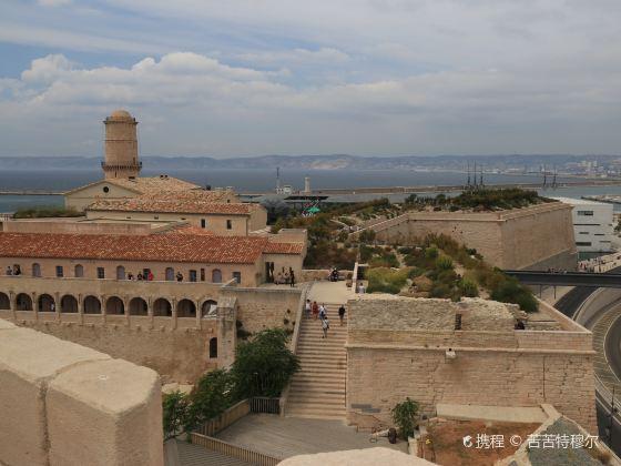 聖約翰堡壘
