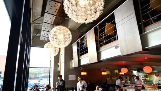 Teriyaki Sushi Bar Capital Towers