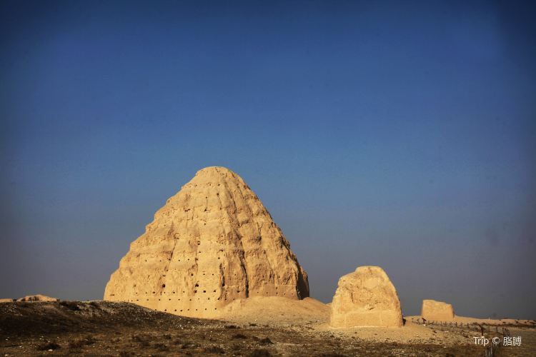 Western Xia Mausoleums National Archaeological Park1