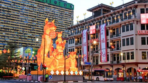 싱가포르 차이나타운