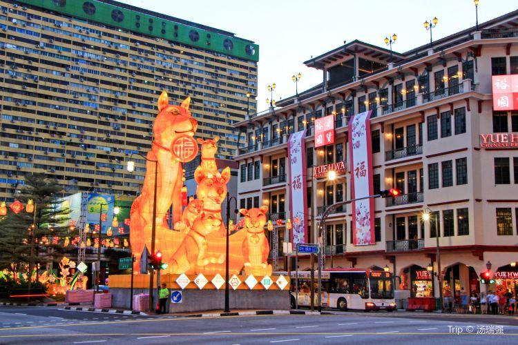 シンガポール中華街2