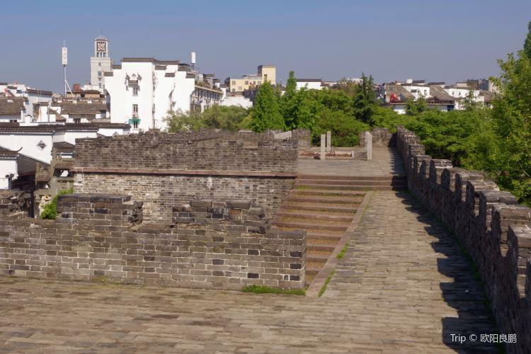 衢州古城牆3