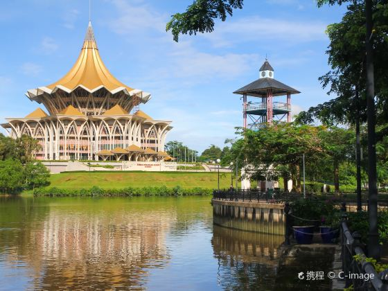 New Sarawak State Legislative Assembly Bldg
