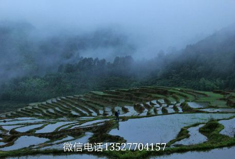 Lian Shan Oujia Titian 13 Hao Farm Tour