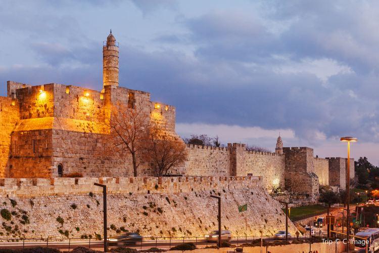 King David's Tomb3