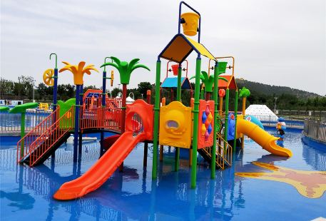 Qing Mountain Sceneic Area Water Amusement Park
