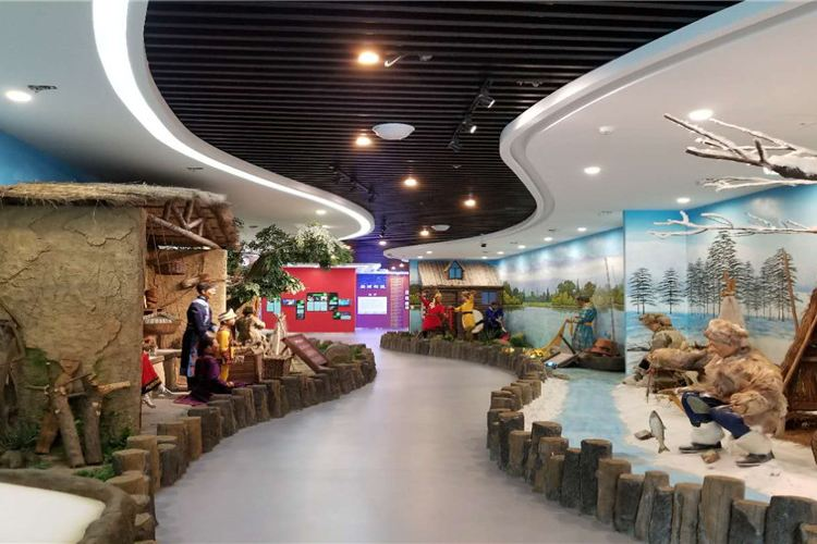 撫遠魚文化體驗館1