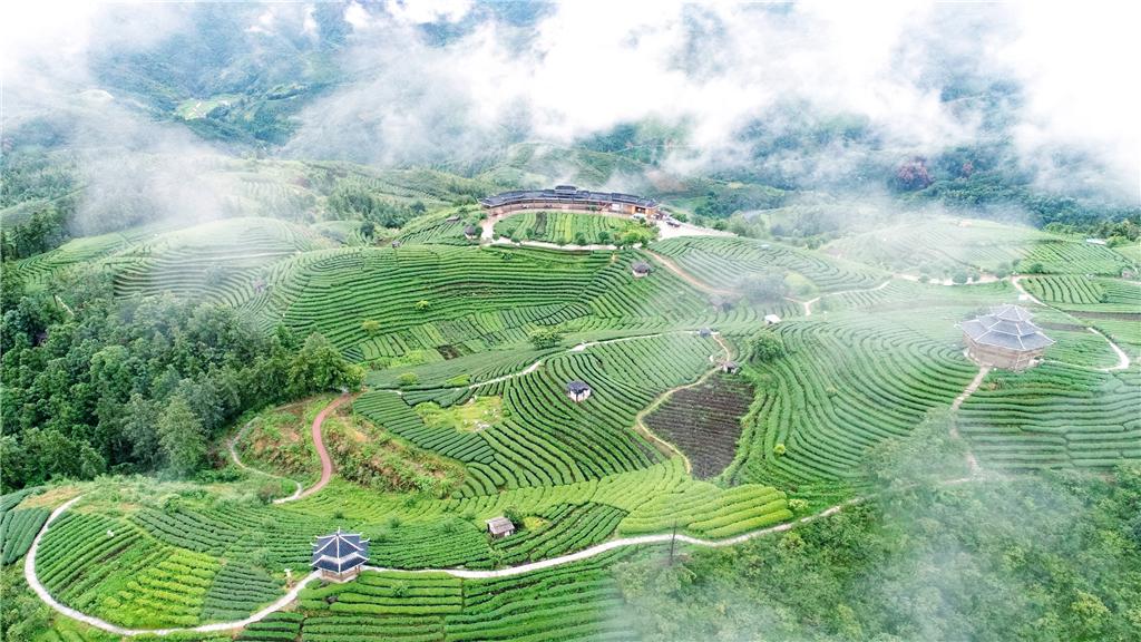 Xianren Mountain Sceneic Area