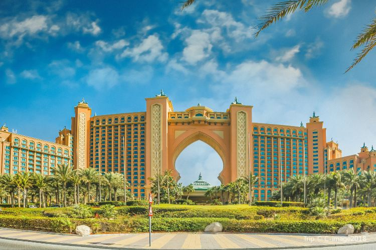 Atlantis, The Palm Island2