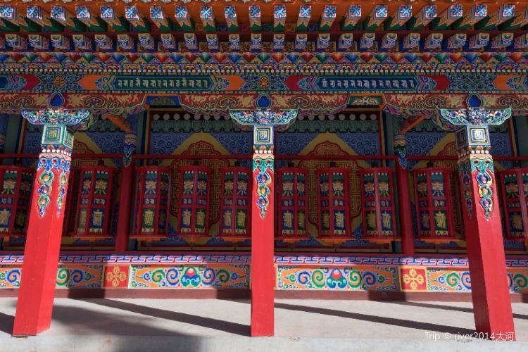 Wutunxiazhuang Temple3