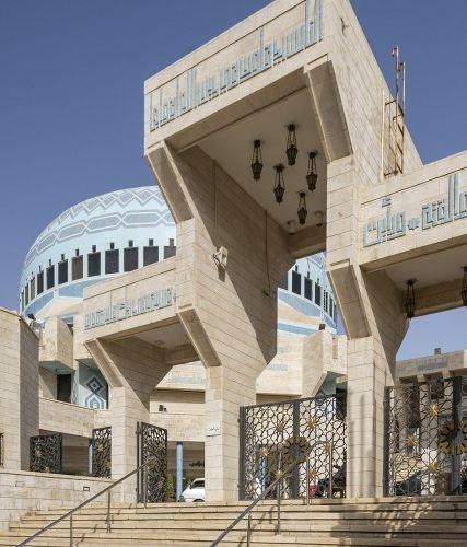 キング アブドッラー1世モスク4