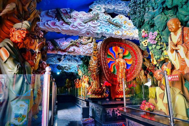 Gaomiao Temple of Zhongwei3