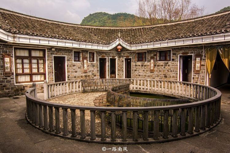 Xiaobu Ancient Village Ecological Garden2
