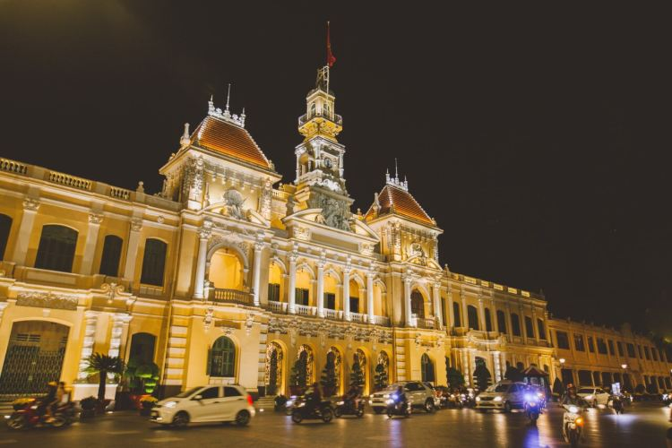 Ho Chi Minh City Hall4