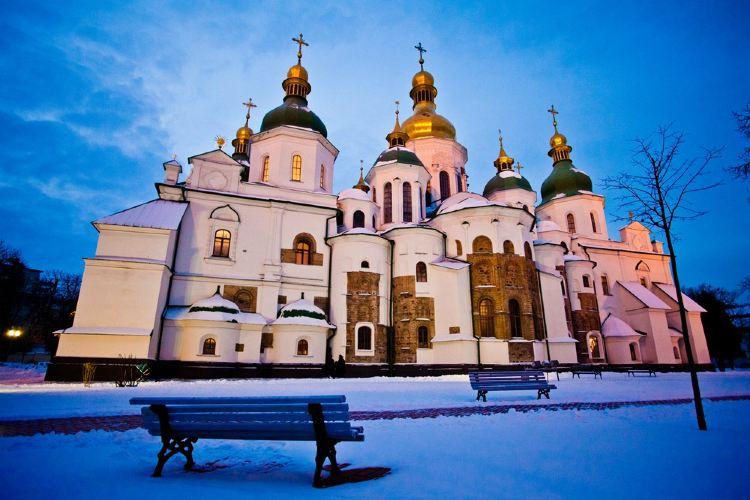 基輔聖索菲亞教堂3