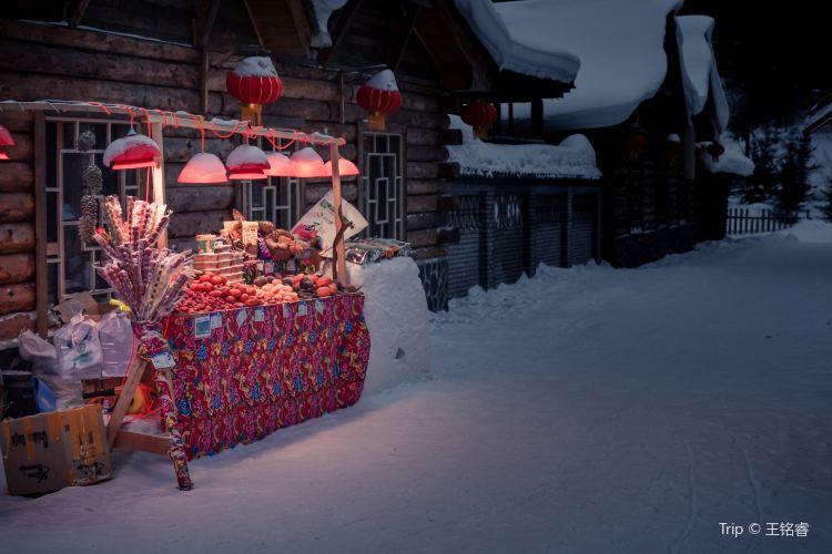 Snow Town (Xuexiang)4
