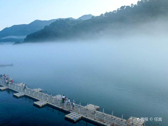 Xiaodong River Fogview Walkway