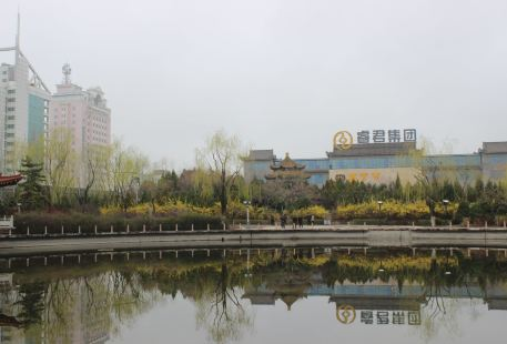 Yulinzhongying Culture Square