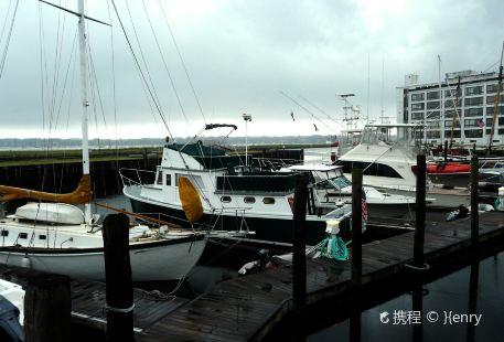 Pickering Wharf