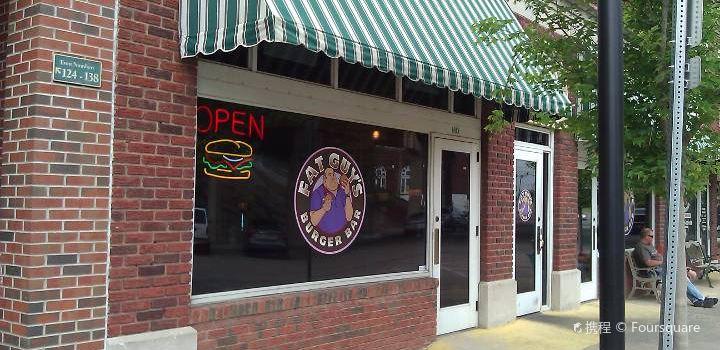Fat Guy's Burger Bar