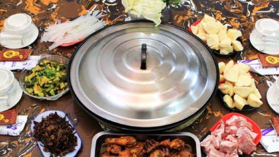 愛雞鍋灶台雞