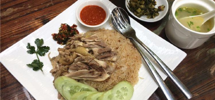 緬號雞油飯1
