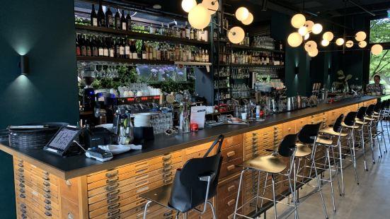 Restaurant Bar Kantoor
