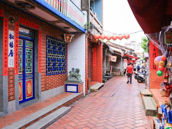 Luganglao Street