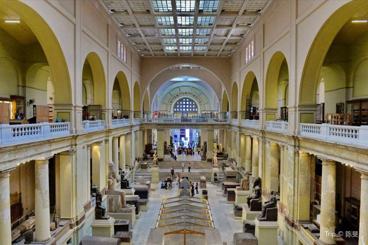 古代エジプト美術博物館1