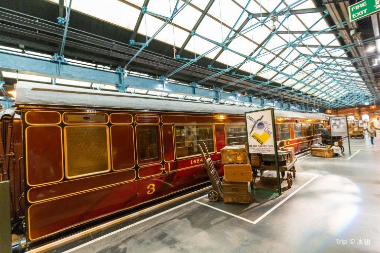 영국 국립 철도박물관1