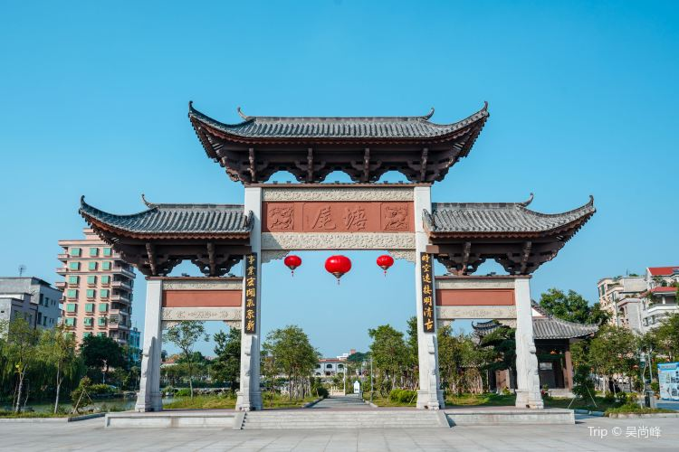 Tangwei Ming and Qing Dynasties Ancient Village2