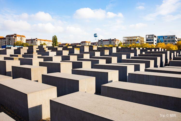 歐洲被害猶太人紀念碑4