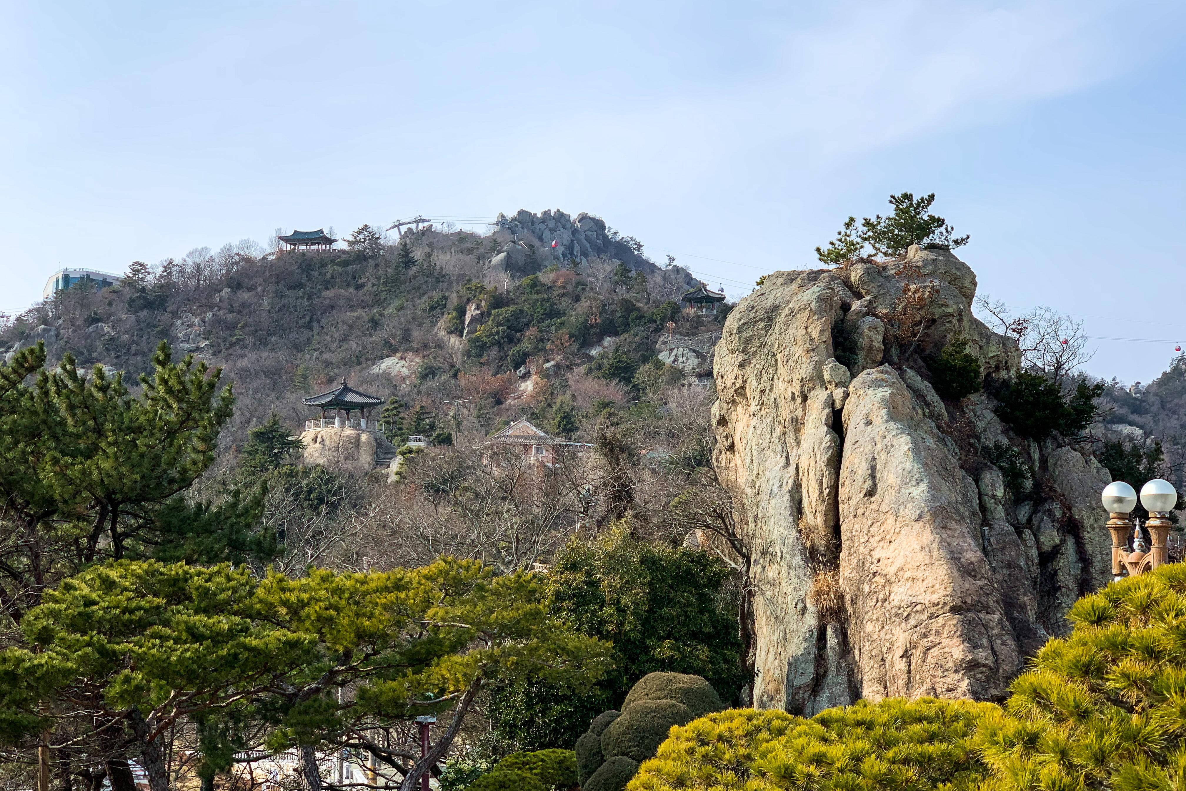 Yudalsan Mountain