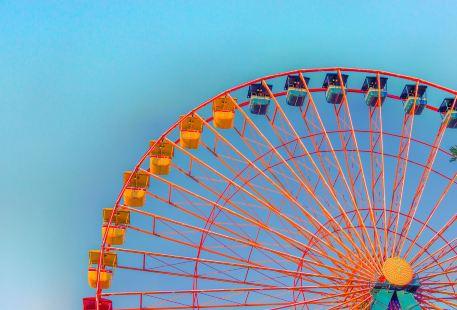杉點主題樂園 Cedar Point