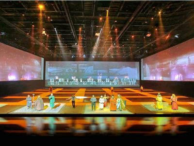 See Dunhuang Again Performance