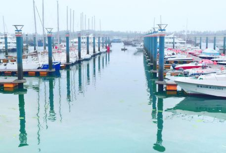 Rizhao World Sailing Championships Base