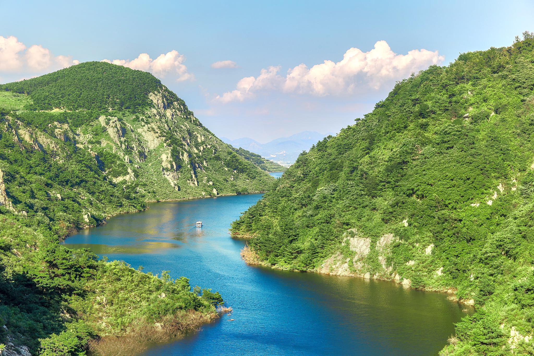 Jiuxian Mountain Scenic Area