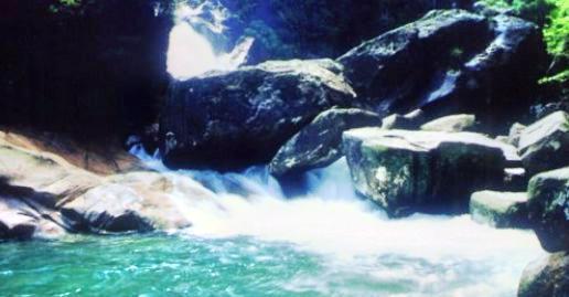 Jiuziyan Scenic Area
