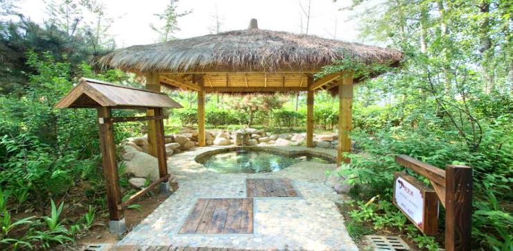 Baipo Hot Spring Holiday Hotel