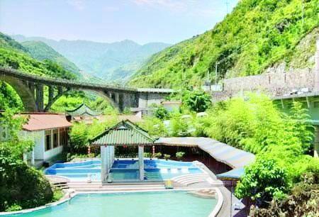 Erdaoqiao Hot Spring
