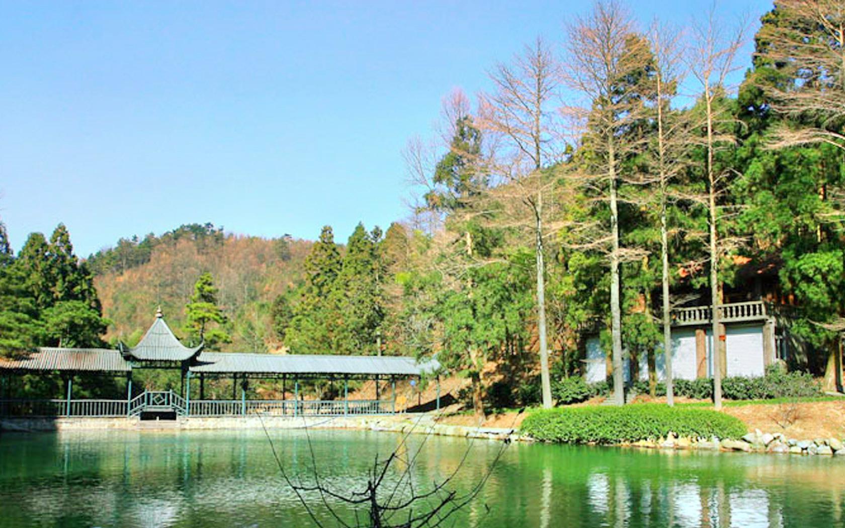 Shanglianggang Sceneic Area