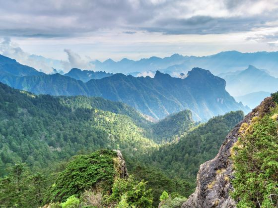 Shennong Valley National Forest Park