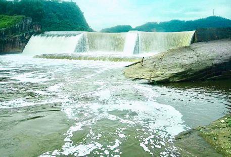 Sichuan Yibin Yuexihe Scenic Area