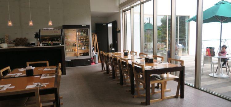 Furano Natulux Hotel Cafe1