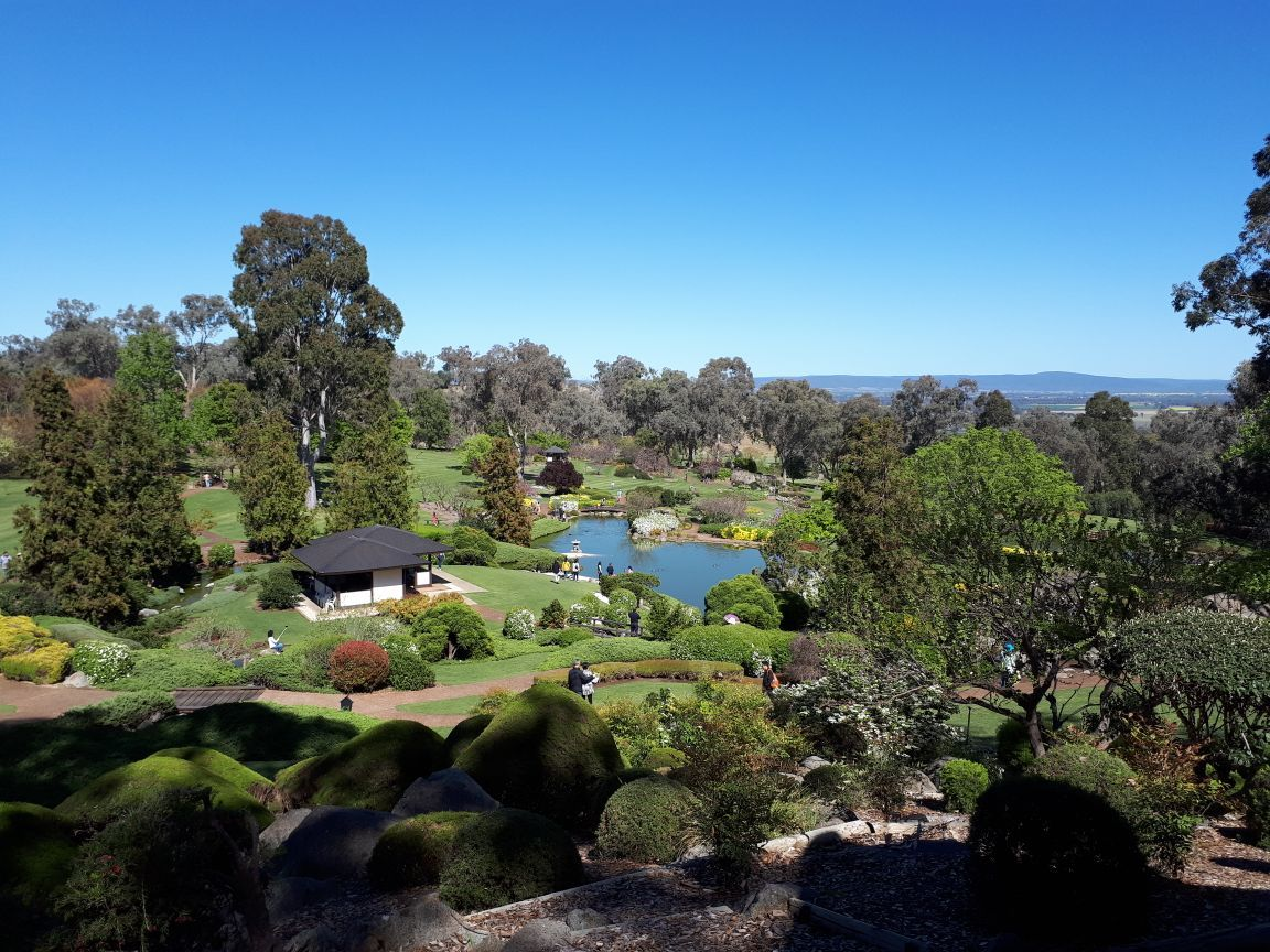 Cowra Japanese Garden and Cultural Centre