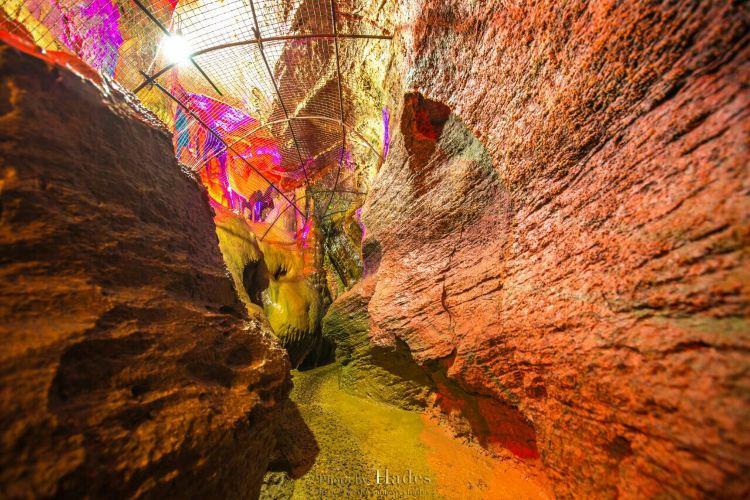 Kaiyuan Karst Cave in Boshan2