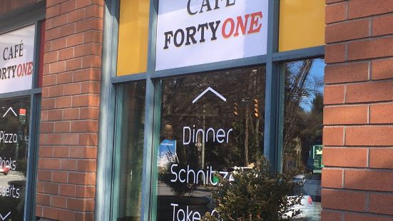 Cafe Forty One
